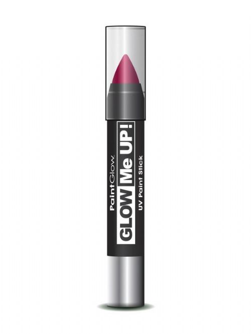 Glow Me Up - UV Paint Stick - Magenta